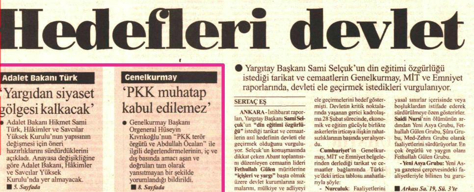 11 eylül 1999