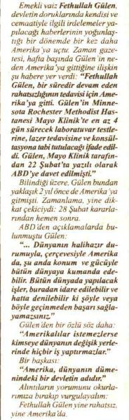 23 mart 1999 abd ye kaçtı