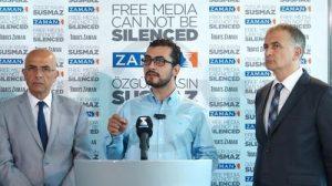 CHP Milletvekilleri Eren Erdem ve Enis Berberoğlu