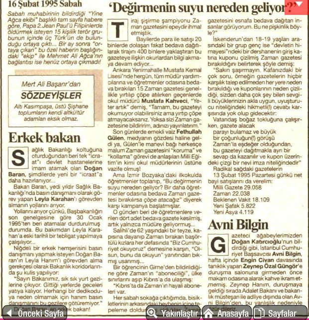 17 şubat 1995 -3