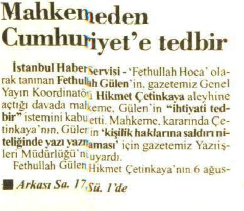 1994 10 kasım hhç mahkeme