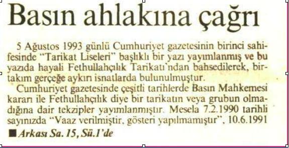 basın