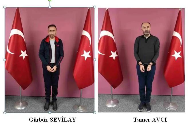PKK'ya silah sağlan FETÖ'cü