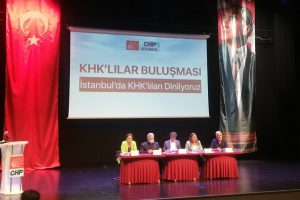 CHP KHK toplantı